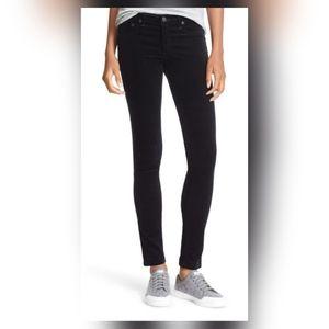Pants - Rag and Bone velvet skinny legging
